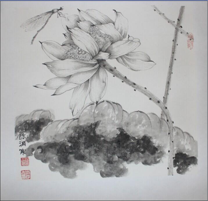 陕西长安人,师从著名画家王永华.图片
